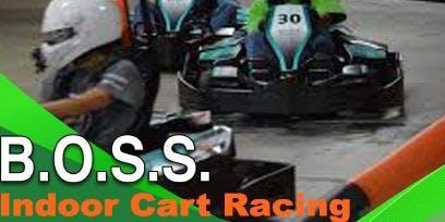 BOSS Indoor Cart Racing
