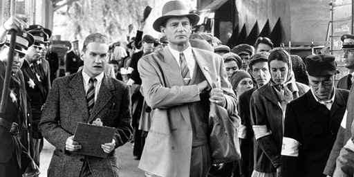 Special prime time screening of Steven Spielberg's classic SCHINDLER'S LIST