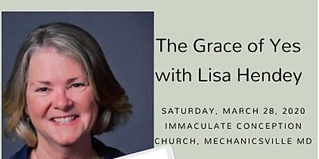 Encounter Grace Women's Retreat:  The Grace of Yes with Lisa Hendey tickets