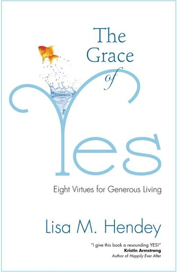 Encounter Grace Women's Retreat:  The Grace of Yes with Lisa Hendey image