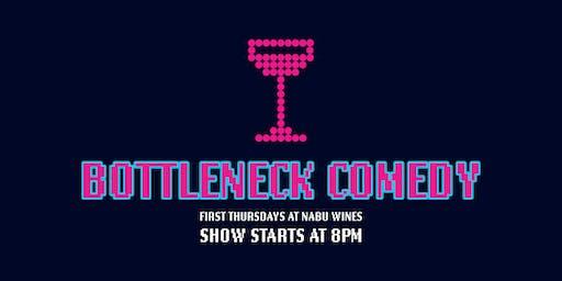 Bottleneck Comedy at NABU Wines