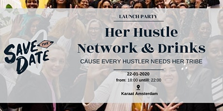 Her Hustle Network & Drinks tickets