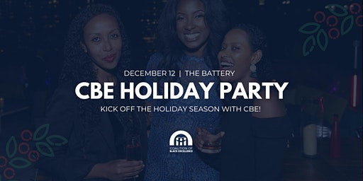 Recharge Holiday Party by CBE