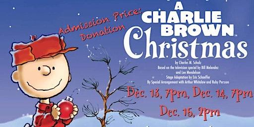 Jackson County Radio Players - Charlie Brown Christmas Sunday