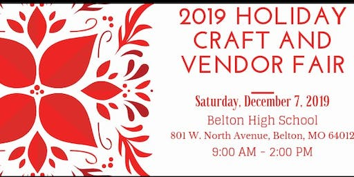 Vendor Craft/Wares Fair