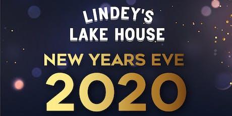 Lindey's Lake House NYE Bash 2019 tickets