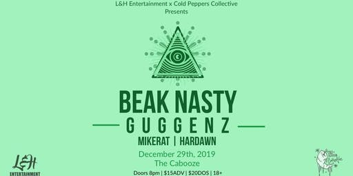 Beak Nasty, with Guggenz, Mikerat, and Hardawn (Harlz & Hedawn)