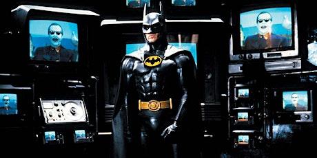 35mm screening of Tim Burton's classic BATMAN tickets
