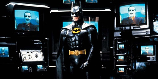 35mm screening of Tim Burton's classic BATMAN