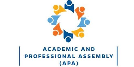 APA focus groups: strategic plan tickets