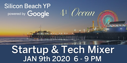 Silicon Beach 2020 Tech Mixer powered by Google