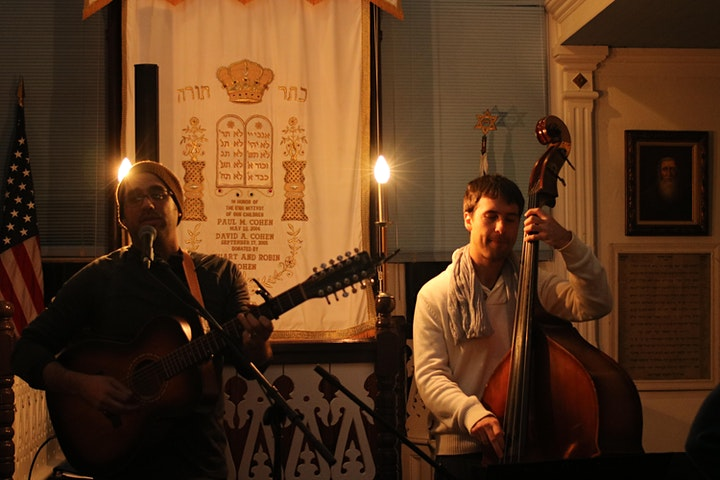 2nd Annual ACRe Chanukah Party @ Alliance Synagogue with Music by Ami Yares image