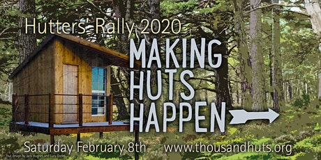 Hutters' Rally 2020: Making Huts Happen tickets
