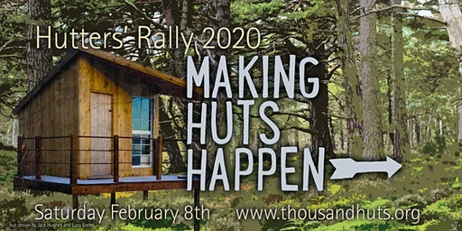 Hutters' Rally 2020: Making Huts Happen