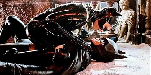 35mm screening of Tim Burton's classic BATMAN RETURNS