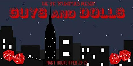 SMC Troubadours presents Guys and Dolls tickets