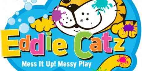 Eddie Catz Wimbledon Mess it Up Messy Play Christmas Special tickets