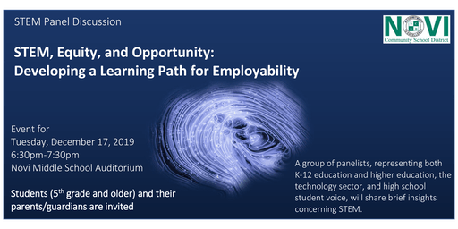 STEM, Equity, and Opportunity: Developing a Learning Path for Employability