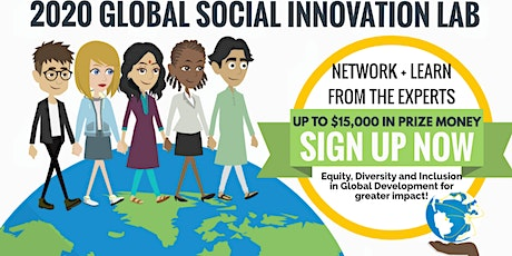 GSIL: Equity, Diversity and Inclusion in Global Development tickets