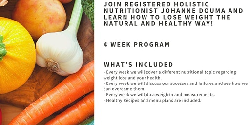 Healthy Weight Loss Challenge!