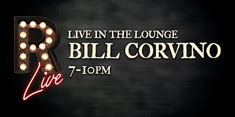 Live in the Lounge: Bill Corvino tickets