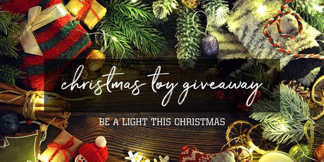 Christmas Toy Giveaway Partner Site: Maximum Impact Love tickets