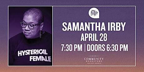 Samantha Irby tickets