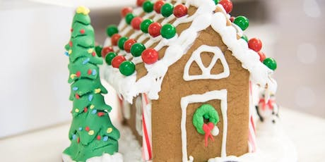Gingerbread House Decorating - Newmarket tickets