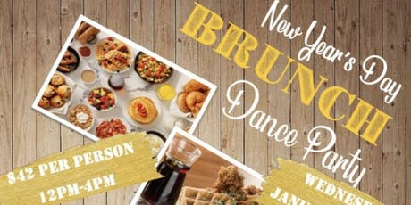 New Year's Day Brunch- Lanham tickets