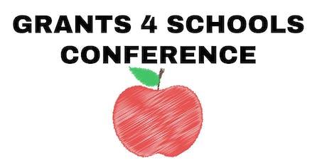 Grants 4 Schools Conference @ LA & Sacramento tickets