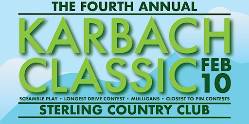 4th Annual Karbach Classic benefiting the National MS Society