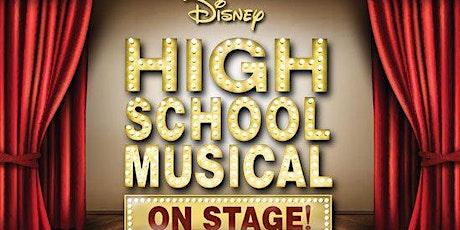 PSC Theatre presents Disney's HIGH SCHOOL MUSICAL tickets
