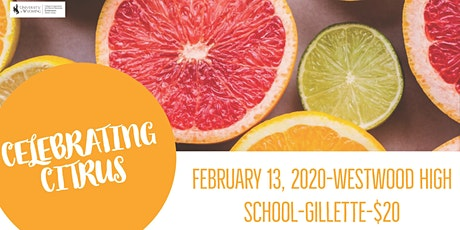 Celebrating Citrus Cooking Class tickets