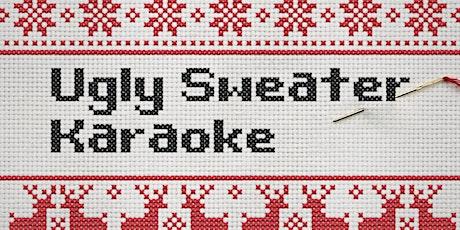 Ugly Sweater Karaoke tickets