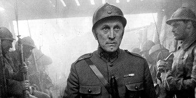 Screening of Stanley Kubrick's WWI classic PATHS OF GLORY