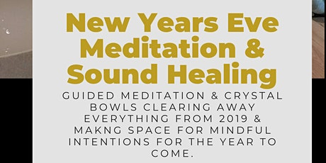 New Years Eve Yoga/Meditation & Sound Healing tickets