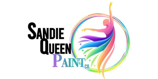 Sandie Queen Paint Co Soft Opening
