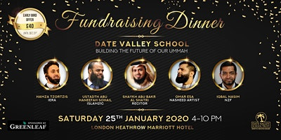 Date Valley Fundraising Dinner