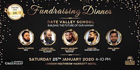 Date Valley Fundraising Dinner tickets