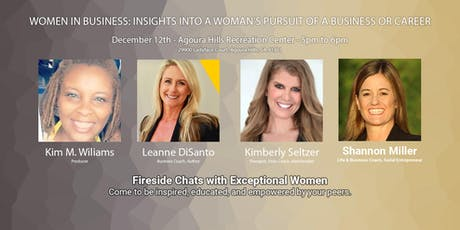 Women in Business: Insights into a Woman's Pursuit of a Business or Career tickets