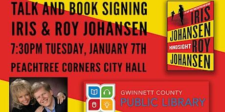 Iris and Roy Johansen at Peachtree Corners City Hall tickets
