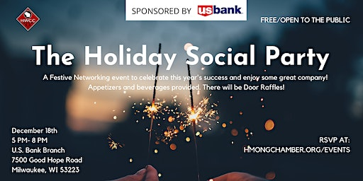 The Holiday Social Party