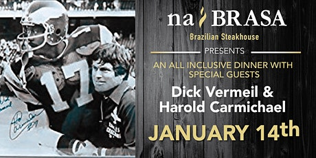 Celebrity Dinner: Dick Vermeil & Harold Carmichael tickets