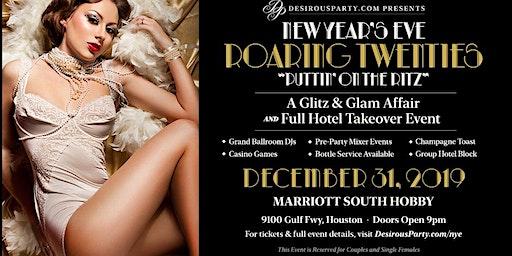 NYE 2020- Roaring 20's- Puttin' on the Ritz