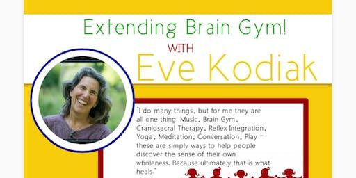 Extending Brain Gym with Eve Kodiak
