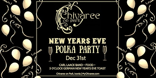 New Year's Eve Polka Party