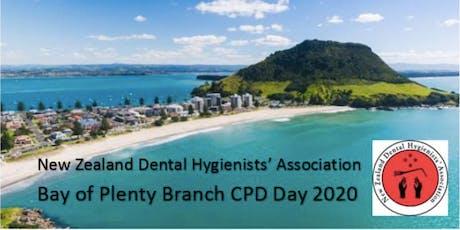 NZDHA Bay of Plenty Branch CPD day 2020 tickets