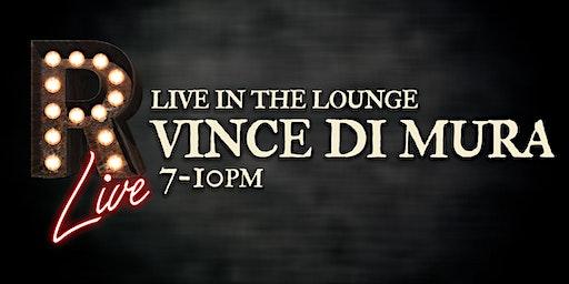 Live in the Lounge: Vince Di Mura