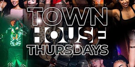 #TownHouseThursdays tickets