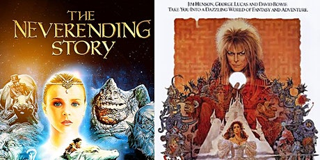 "Double Feature: ""The Neverending Story"" & ""Labyrinth"" tickets"